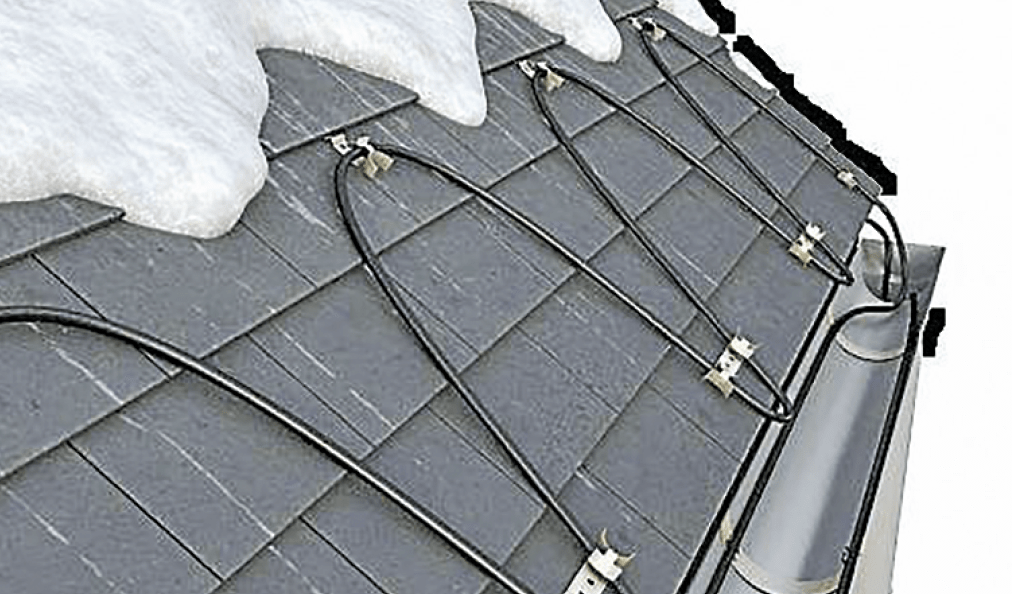 Ice Melt Systems On Roof
