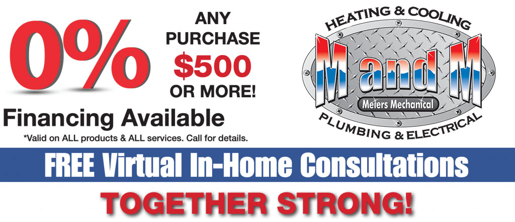 M and M HVAC - In-Home Details